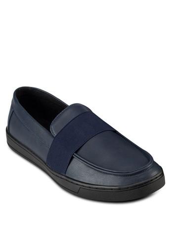 彈性esprit 品牌飾帶皮鞋, 鞋, 鞋
