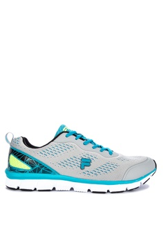 0602d9c5837d8 Fila grey F Intermix Running Shoes 301C2SHE46103FGS 1
