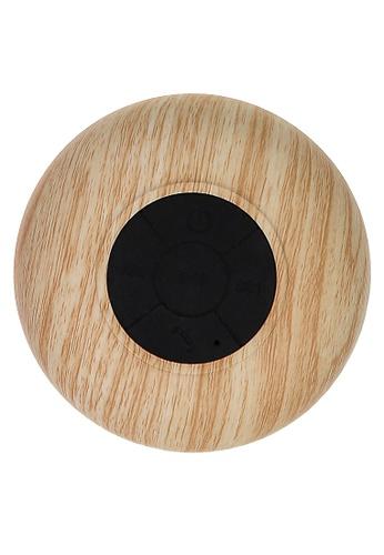 Typo brown Shower Speaker F3F04ACB0FA028GS_1