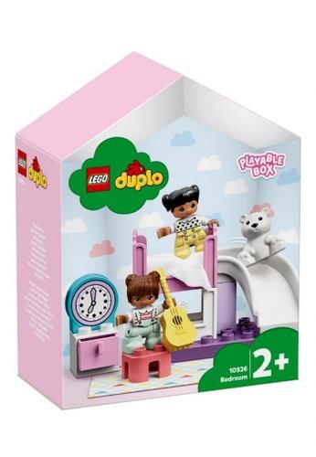 LEGO multi LEGO DUPLO Town 10926 Bedroom (16 Pieces) 353C8TH0E8A253GS_1