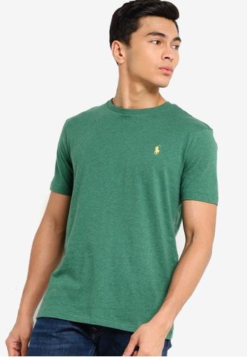 Polo Ralph Lauren green Basic Logo Tee 99775AA7ABC9EFGS_1