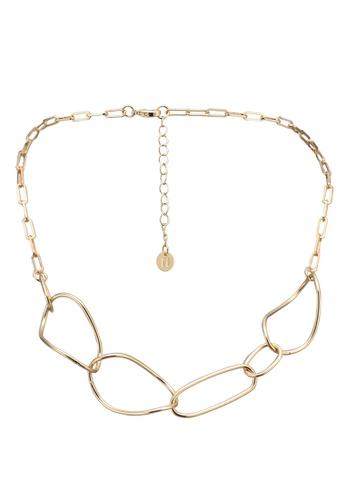 niko and ... gold Chain Necklace 018BBAC9464E79GS_1