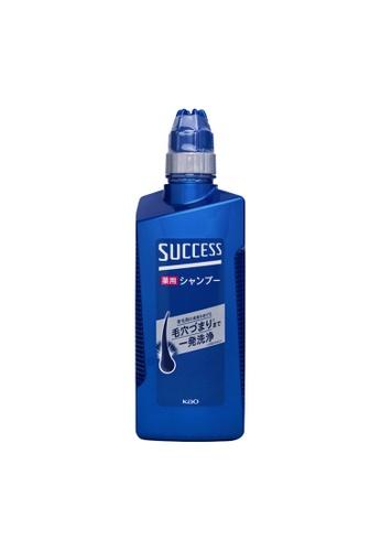 KAO KAO Success Shampoo 400ml (KAO-379009) FD1A0BEEA14BF8GS_1