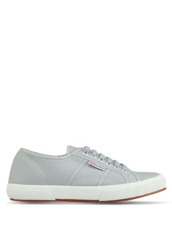 Superga grey Plus Cotu Sneakers DB7D5SH34093E1GS_1