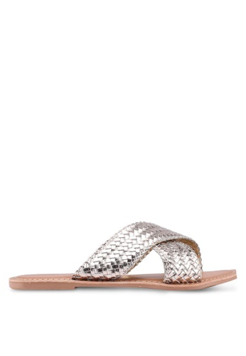 Dorothy Perkins Barbados Metallic Sandals how much for sale 1Wn5fm