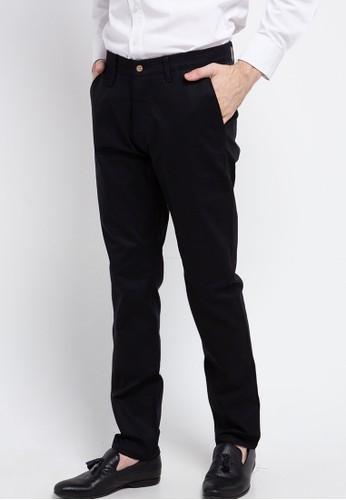 MOC black Pants Woffyz - Black 02380AA082FD0DGS_1