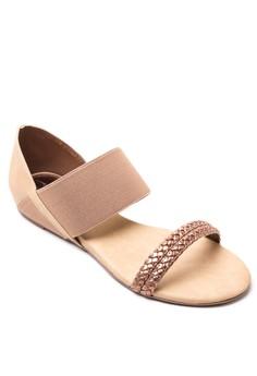 Upton Flat Sandals