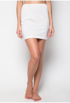 Cotton Half-Slip