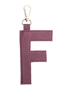 Letter F Milano Key Holder