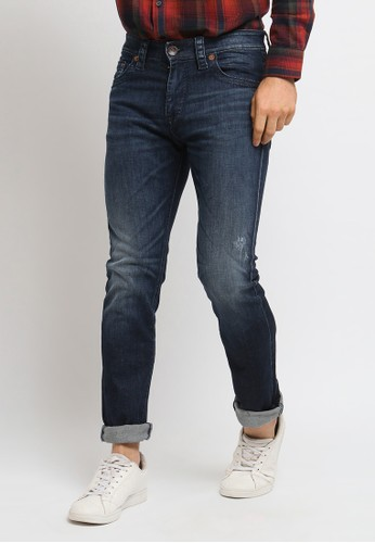 ENERGIE blue Slim Fit Jeans 8075DAA1D76040GS_1