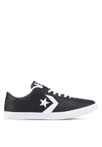 converse star leather
