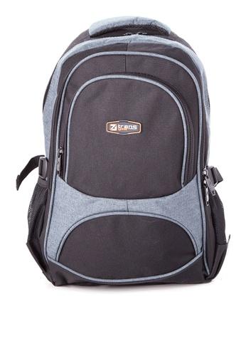 Transgear black Backpack 081TGBP TR281AC57GRAPH_1