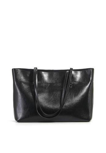 Twenty Eight Shoes black VANSA Cow Leather Hand Bag VBW-Tb8825A BA63EACDD87042GS_1