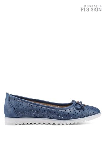 Divine Factory 藍色 Natalie Flats F0FC6SH7658E50GS_1