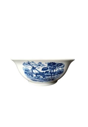Claytan 185B Windmill Blue-Oriental Bowl 5E6AEHL0C4B7B4GS_1