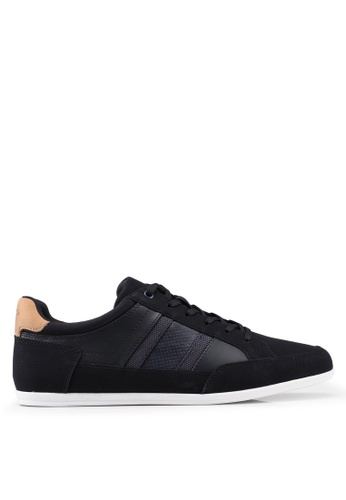 ALDO black Prince Albert Sneakers 77B98SH6269AC9GS_1