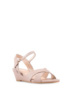a3c2459beaa Carlton London Strappy Wedges RM 189.00. Available in several sizes