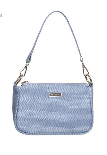 Verchini blue Verchini Accent Crossbody Bag 07439ACC066D4FGS_1