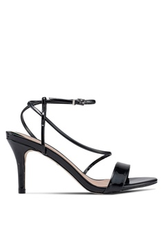 a338c710b84 Call It Spring black Cascapedia Heeled Sandals 7C6FASHB78429CGS 1