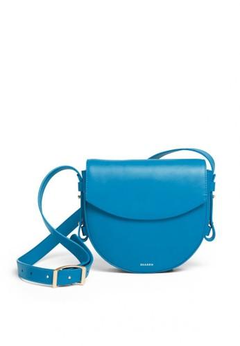SKAGEN blue Skagen Lobelle - Leather - Saddle - Tas Skagen Wanita - SWH0211433 7C18AACF855D76GS_1