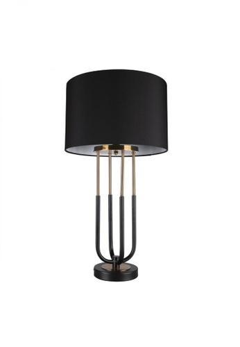 Renaissance Touch black and gold Fabio Ide - Hand (Lamp) BDE5DES05EA7CFGS_1