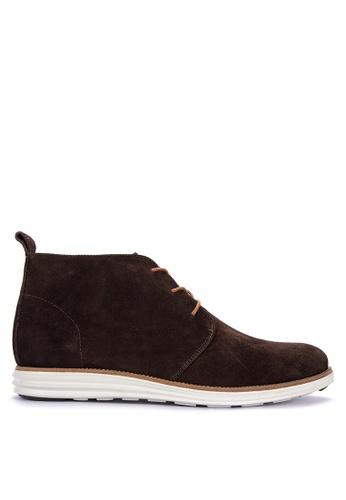 G&G brown Comfort Boots 2BF3ESHA02CC33GS_1