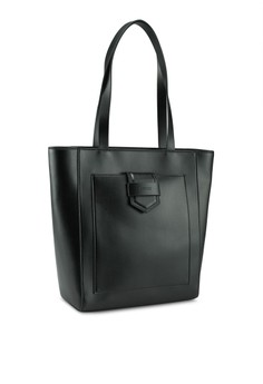 30% OFF ESPRIT Faux Leather Tote Bag Rp 1.039.000 SEKARANG Rp 729.000 Ukuran  One Size ca516d82ac
