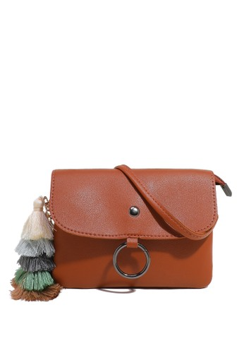 Phoebe   Chloe brown Tas Mini Ring Color Brown 39868ACF4BA739GS 1 34a459b6f5