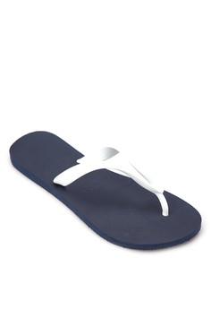 Aquarela Masculina Flip Flops