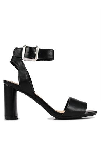 BETSY 黑色 經典高跟鞋 83AEASHCDF5F98GS_1