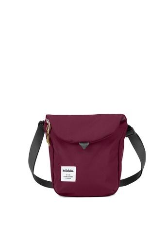 Hellolulu red Desi - All Day Sling Bag 08CDBACBAE2896GS_1