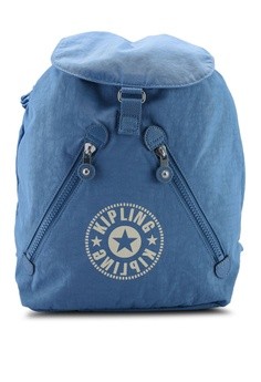 4202d90cf2 Kipling blue Fundamental New Classic Backpack A2A26ACA317858GS_1