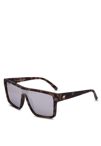 Le Specs brown Minimal Magic 1702048 Sunglasses E2AA1GL42EAFE2GS_1