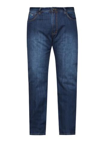 經典休閒esprit mongkok牛仔長褲, 服飾, 直筒牛仔褲