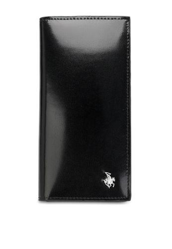 Swiss Polo black Casual Long Wallet 7973DACAD60CF9GS_1