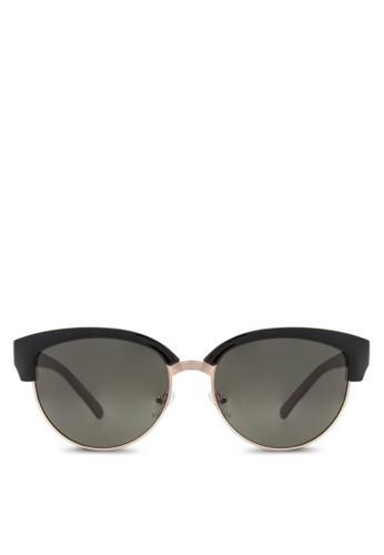 JP0076 貓眼磨砂框太陽眼鏡,esprit hk outlet 飾品配件, 飾品配件