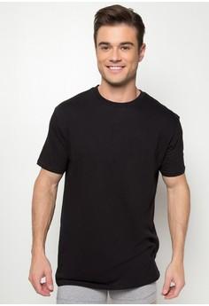 Round Neck Undershirt with Spandex Neckband