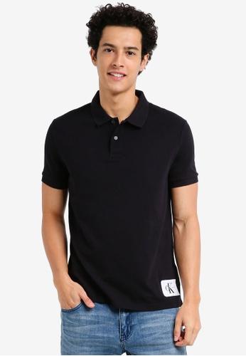 Calvin Klein multi Pontos Regular Polo Shirt - Calvin Klein Jeans 5DDD2AAEBC6D02GS_1