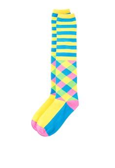 Casual Knee High Socks