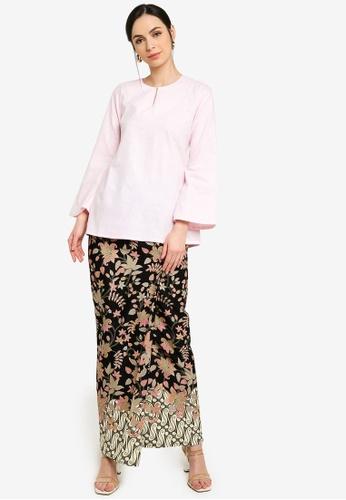 Kehati 粉紅色 Jeslina Kedah 0341EAA7B921B5GS_1