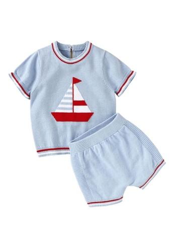 RAISING LITTLE multi Landin Outfit Set ABF90KAF4501DCGS_1