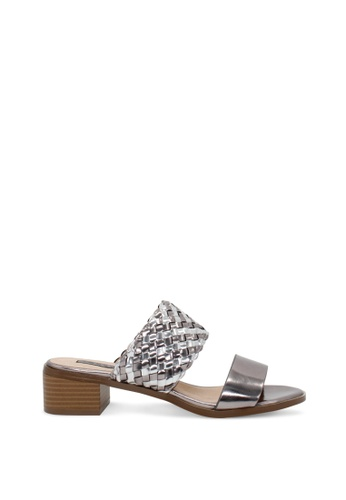 London Rag silver London Rag Womens Sandals SH1370 LO360SH0FP7ZSG_1