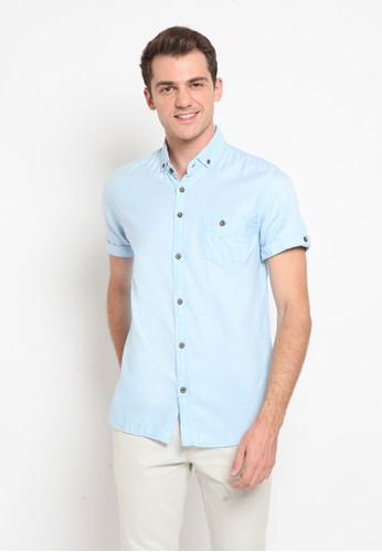 Waymaker blue Waymaker Male Shirt MS WM 156 Light Blue 68286AAD66836EGS_1