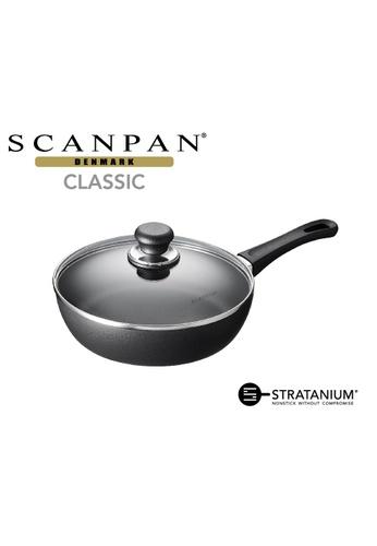 SCANPAN SCANPAN Classic 24cm Covered Saut? Pan 10523HLADE678BGS_1