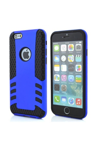 455062a86d2 Nadjames blue Rocketshape Tire Dual Layer Defender Case for Apple iPhone 6  Plus 5.5 NA782AC36AWLPH_1