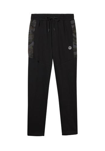Cheetah black Cheetah Casual Jogger Long Pants - CA-51226-C1 2CB49AA511CE7DGS_1