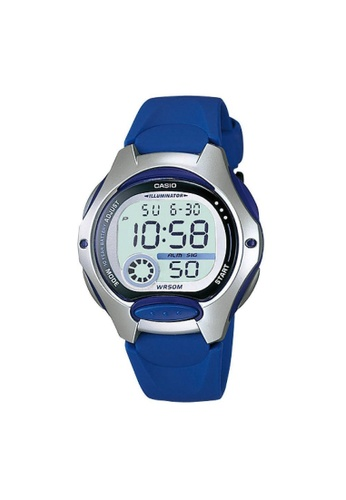 Casio blue CASIO GENERAL LW-200-2AVDF UNISEX'S WATCH 88948AC163D4ADGS_1