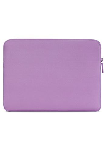 "Incase pink Incase Classic Sleeve for 15"" MacBook Pro - Thunderbolt 3 (USB-C) INMB100256-MOD - Mauve Orchid CBD87ACECB0575GS_1"