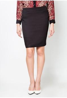 Jonah Knee Length Skirt