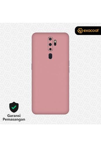 Exacoat Oppo A5 (2020) / A9 (2020) 3M Skin / Garskin - Blush Pink - Cut Only 4DD04ES774A7A4GS_1